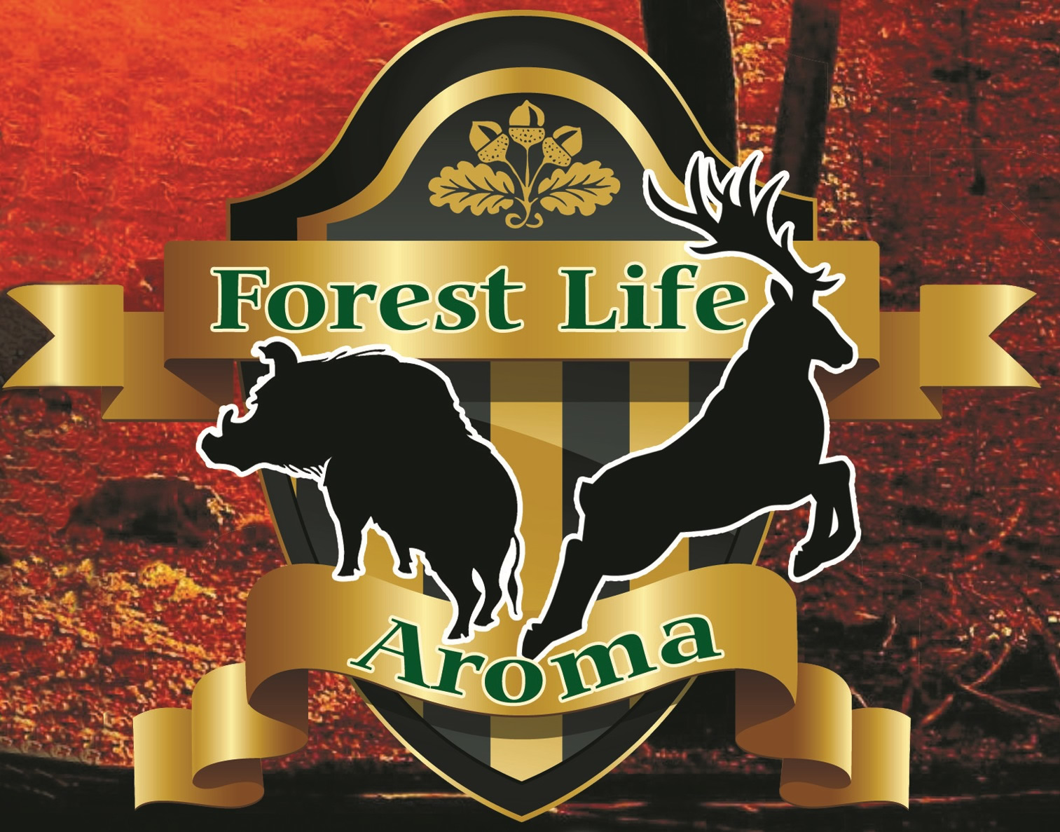 Forest Life alma aroma 1l