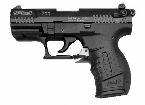 Walther P22 gázpisztoly
