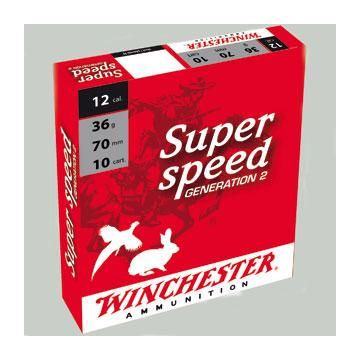Winchester Super Speed 2.Generation 16/70 #7 sörétes lőszer